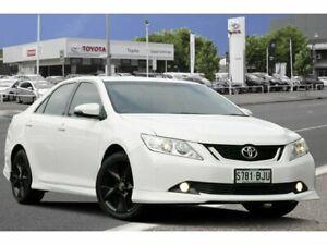 2015 Toyota Aurion GSV50R Sportivo Diamond White 6 Speed Sports Automatic Sedan Adelaide CBD Adelaide City Preview