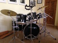 10 piece Drum Kit For Sale