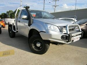 2015 Isuzu D-MAX MY15 SX Silver 5 Speed Manual Cab Chassis Noosaville Noosa Area Preview