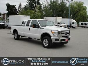 2011 FORD F-250 SUPER DUTY XLT EXT CAB LONG BOX 4X4
