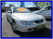2002 Holden Commodore VY Acclaim Silver 4 Speed Automatic Sedan Minto Campbelltown Area Preview
