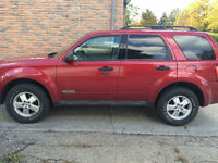 2008 Ford Escape SUV, Crossover for immediate sale for 5000 OBO