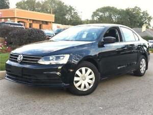 2016 Volkswagen Jetta-1.4L-TRENDLINE-BLUETOOTH-BACKUP CAM-MANUAL