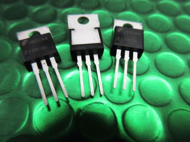 RFP12N10L MOSFET Transistor 100V 12A, Logic Level Gate Raspberry Pi, Arduino X2
