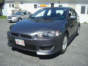 "2011 Mitsubishi Lancer SE ""We want your business"""