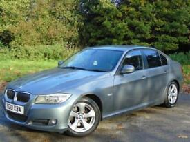 2010 10 BMW 3 SERIES 2.0 320D EFFICIENTDYNAMICS 4D 161 BHP DIESEL