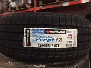 Hankook I cept IZ winter tires 225/55R17 ON SALE