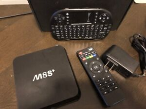 M8S Plus Android Box
