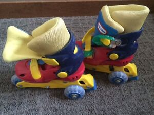 Kids Rollerblades - expandable