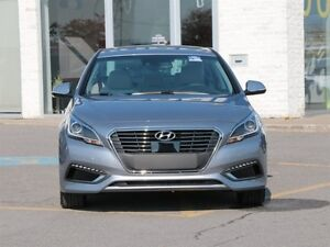 2017 Hyundai Sonata Plug-In Hybrid HYBRIDE RECHARGEABLE ULTIMATE West Island Greater Montréal image 2