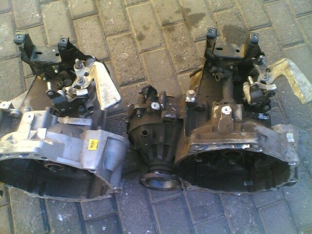 polo gearbox 1.9tdi 5 speed''ATD''