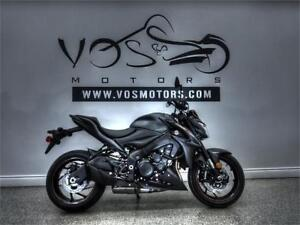 2018 Suzuki GSX-S1000ZA-FO-GSXS1ZAL8NP-No Payments For 1 Year**