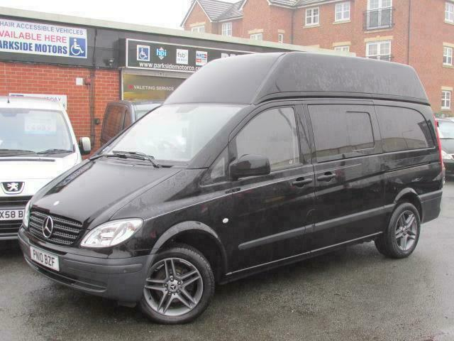 Mercedes Vito campervan, day van high roof | in Atherton, Manchester |  Gumtree