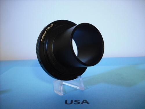 Minolta AF Camera adapter to Telescope 4 Prime focus Maxxum a5D a7D Konica T, T2