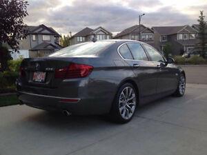 2014 BMW 5-Series 535i X-drive Sedan