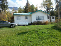 House for Sale in Brisco, BC / REDUCED PRICE