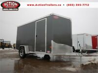 IN STOCK NOW! 6X12 ALL ALUMINUM NEO CARGO -TONS OF UPGRADES! London Ontario Preview