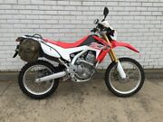 2016 Honda CRF250L Off Road Bike 249cc Lilydale Yarra Ranges Preview