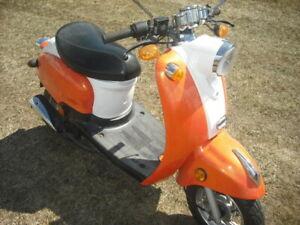 2008 Sega Scooter 150