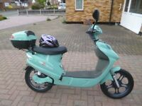 USED E Rider Electric Scooter