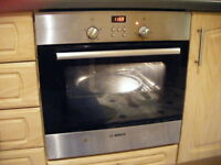 Bosch Oven Intergrated type .Great Condition