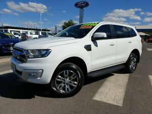 2017 Ford Everest UA 2018.00MY Trend RWD White 6 Speed Sports Automatic Wagon Kilmore Mitchell Area Preview