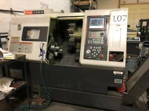 2005 Mazak QTN200 CNC Lathe 640T Fusion Control ***Ready to Ship***