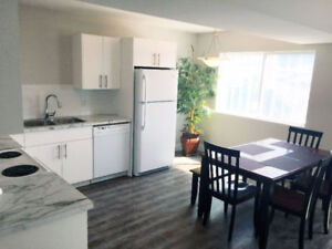 Furnished 2 Bedroom Basement Suite in Lake Country