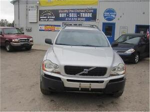 2003 Volvo XC90|7 PASSENGER|SUNROOF|AS TRADED|AS IS Kitchener / Waterloo Kitchener Area image 2