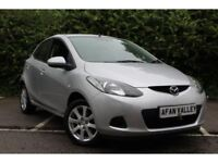 Mazda Mazda2 1.3 TS2 5dr **FINANCE AVALIBLE+NEW MOT** 1.3 TS2 5 (silver) 2009