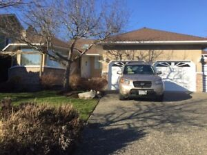 WHOLE HOUSE FOR RENT AT A CONVENIENT LOCATION IN SOUTH SURREY!