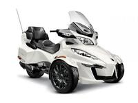 2015 CAN AM SPYDER RT-S SE6 4 ANS DE GARANTIE!