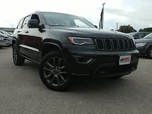2017 Jeep Grand Cherokee Limited 75th Anniversary | PANO ROOF |