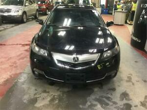 2012 Acura TL w/Tech Pkg/NAVIGATION/HTD SEATS/BCK-UP CAM/SUNROOF