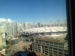$1365 All Inclusive Yaletown 26th Floor