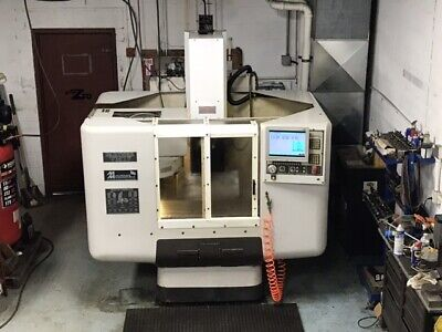 Milltronics Vm17 B Series Cnc Machining Center