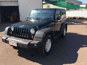 2009 Jeep Wrangler JK MY09 Renegade (4x4) 6 Speed Manual Hardtop Berrimah Darwin City Preview