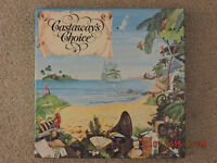 """Boxed Set of eight vinyl 12 inch LPs - """"Castaway's Choice"""" - Reader's Digest - Excellent condition"""