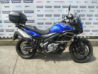 "Suzuki DL650 V-Strom ""63 Plate"" Immaculate Bike"