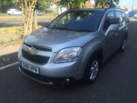 2012 Chevrolet Orlando 2.0 VCDi 163ps Automatic 7 Seater LT ONLY 39,000 Miles