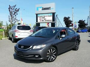 2013 Honda Civic TOURING ONLY $19 DOWN $59/WKLY!!