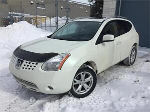 2009 NISSAN ROGUE SL***AWD+CUIR+TOIT+MAGS+BLUETOOTH+8700$***