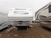 2004 Forest River Wildwood 21 FS Calgary Alberta Preview