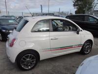 2011 61 FIAT 500 1.2 POP 3 DR
