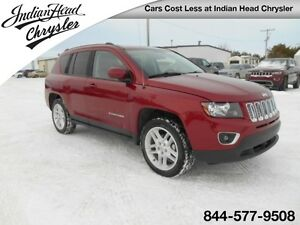 2014 Jeep Compass Limited | Leather | Sunroof