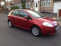 56 PLATE...PUNTO DYNAMIC, 1.2, LONG MOT , RECENTLY SERVICED, FULL SERVICE HISTORY