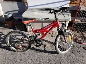"Bonelli Ballistik 20"" Unisex Bike **NOT Canadian Tire**"