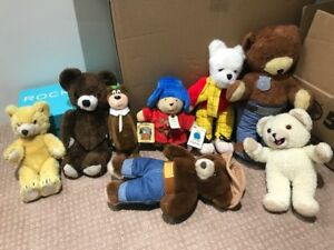 Vintage Yogi Paddington Snuggles Smokey Rupert and more