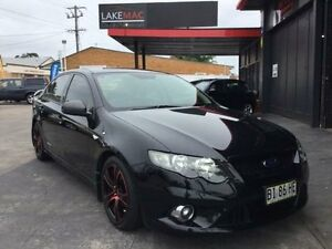 2010 Ford Falcon XR6 Black Sports Automatic Sedan Boolaroo Lake Macquarie Area Preview