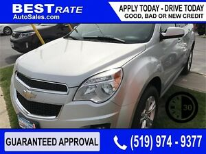 CHEVY EQUINOX LT - APPROVED IN 30 MINUTES! - ANY CREDIT LOANS